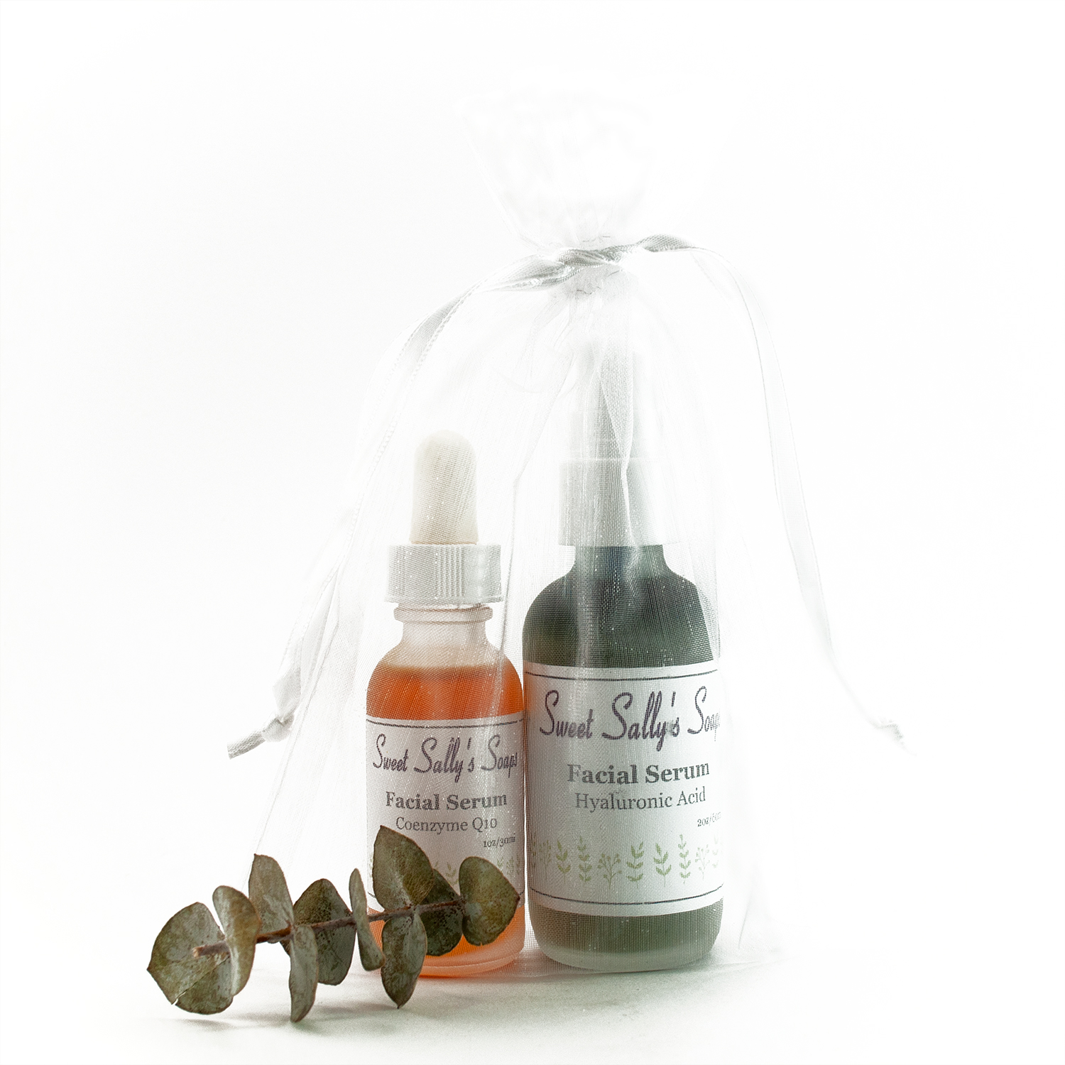 face serum set